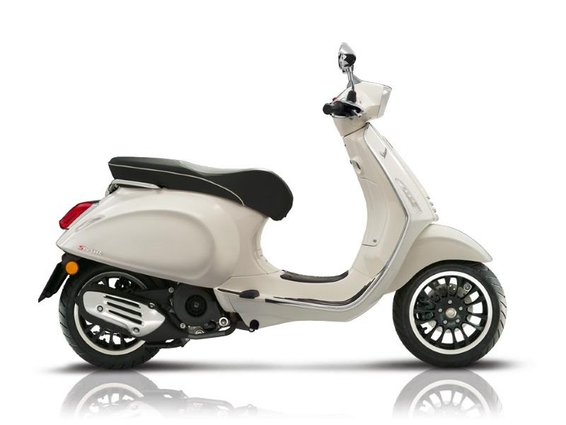2018 Vespa Sprint 150 Abs Vespa Brooklyn