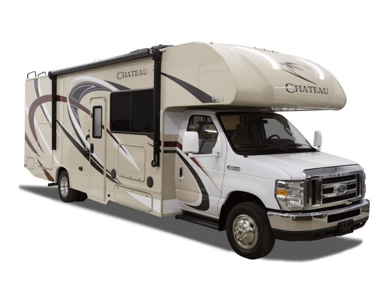 Class C Motorhomes For Sale In Michigan 2018 Thor Motor Coach Chateau 23U Ford Coloma MI