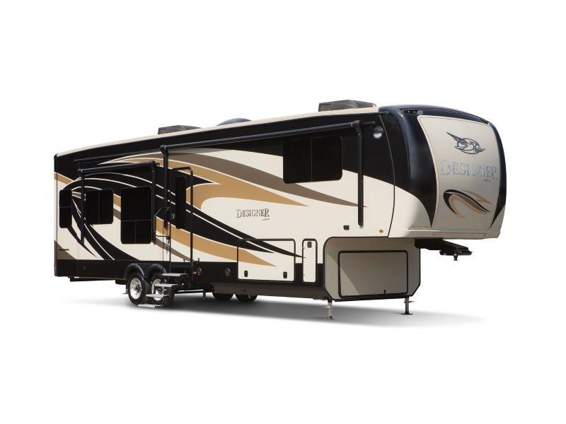 Jayco Designer Camping Trailer