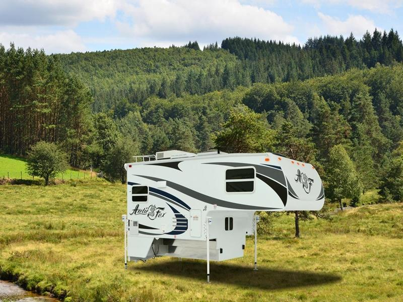 Arctic Fox Campers For Sale Seattle Wa Arctic Fox Dealer