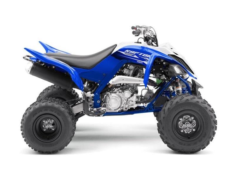 2018 yamaha raptor 700r stock lake hill motors for Yamaha raptor dealer