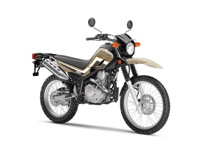 2018 Yamaha Dual Sport XT250 motorcycle in Medford, OR