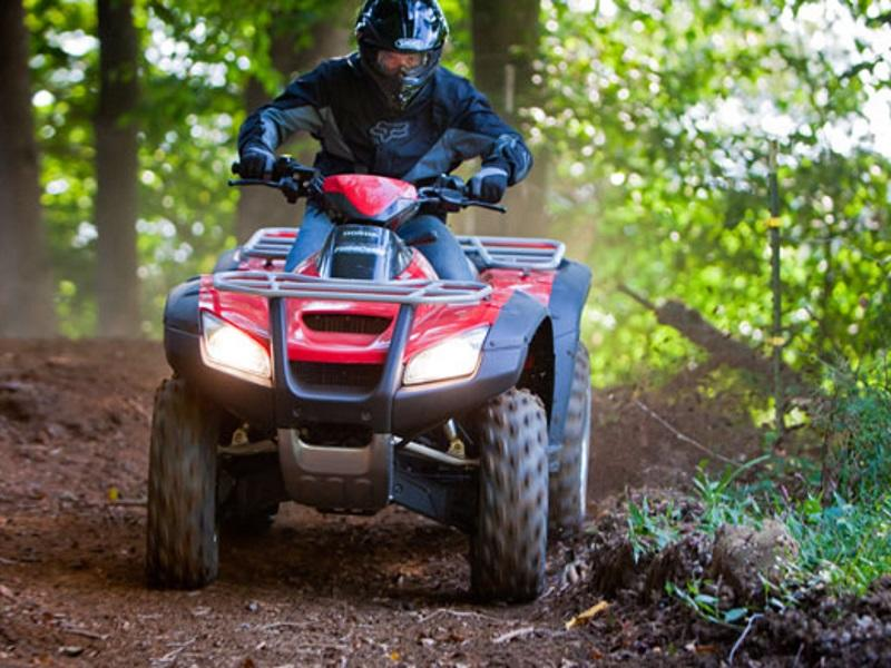 2018 Honda® FourTrax Foreman 4x4 In Olympia, WA
