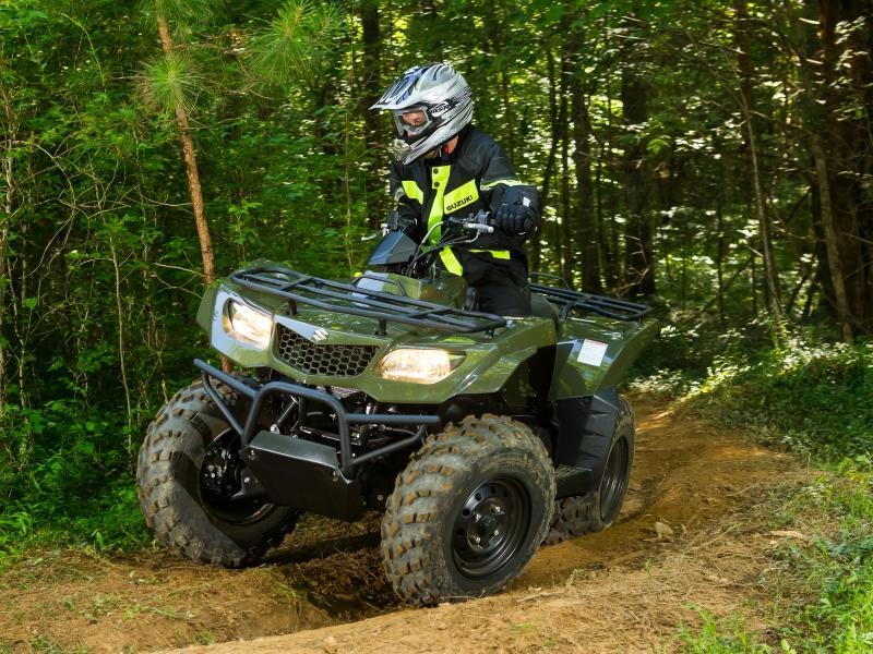 Suzuki atvs four wheelers for sale near little rock ar for Yamaha dealers in memphis tn
