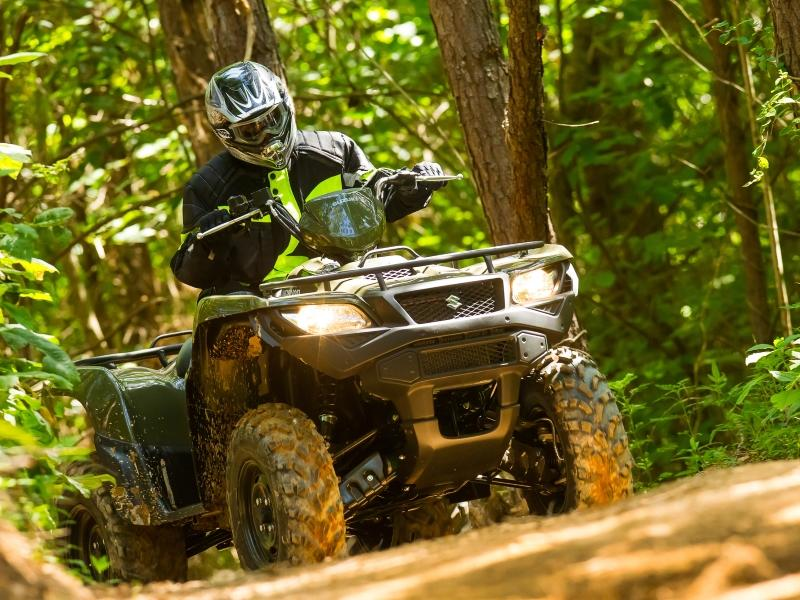 Suzuki ATVs For Sale | Moncton, NB | Suzuki ATV Dealer