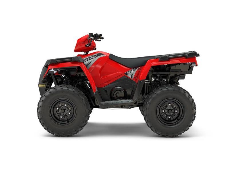 2018 Polaris® Sportsman® 570 Indy Red   RideNow Ocala