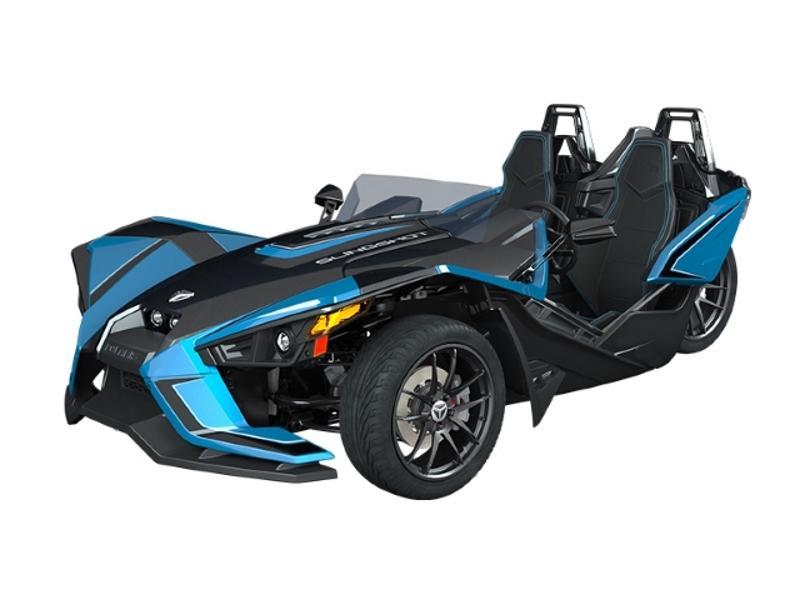 2018 Polaris Slingshot® Slingshot® SLR Electric Blue | Indian