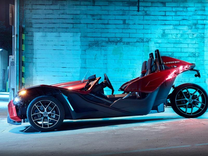Buying a Polaris® Slingshot® Tips from Abernathy's Cycles