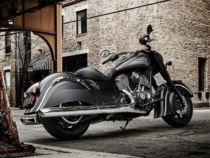 2018 Indian Motorcycle Chief Dark Horse ABS