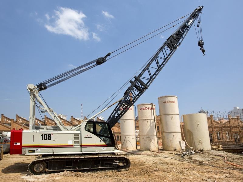 Link-Belt Cranes For Sale | Des Moines IA | Link-Belt Crane Sales