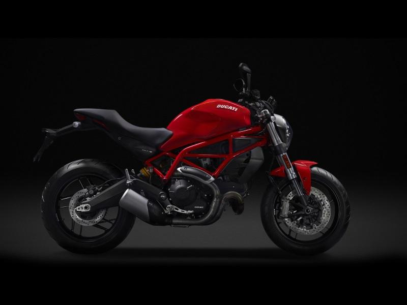 a814554698d 2018 Ducati Monster 797 Plus Red