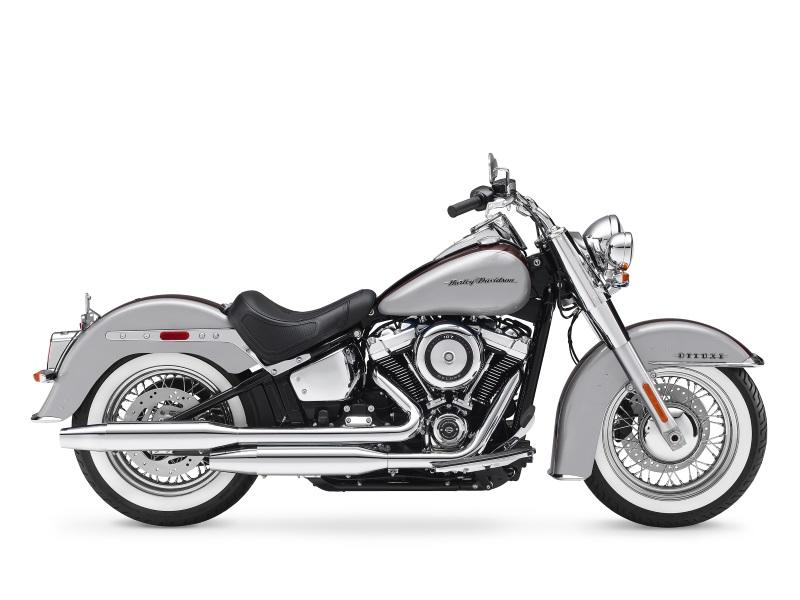 New 2018 Harley-Davidson Deluxe