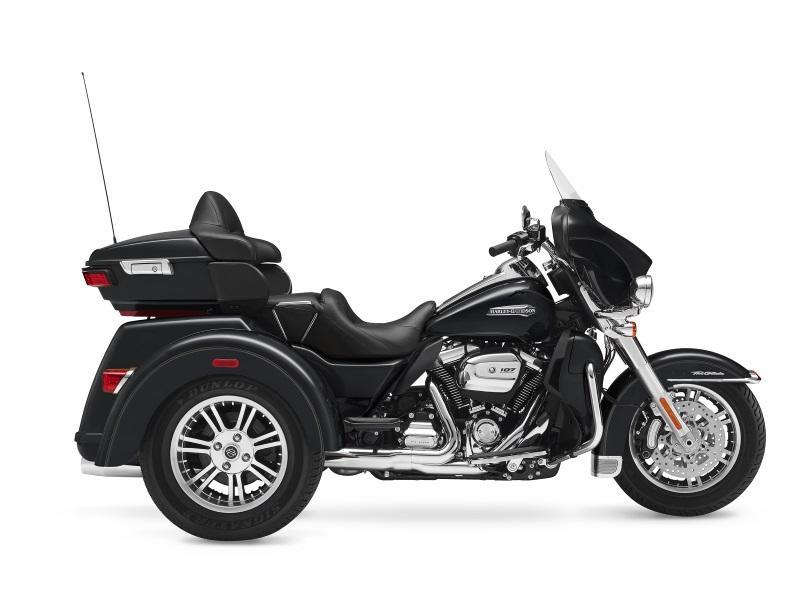 2018 Harley Davidson Flhtcutg Tri Glide Ultra Harley Davidson