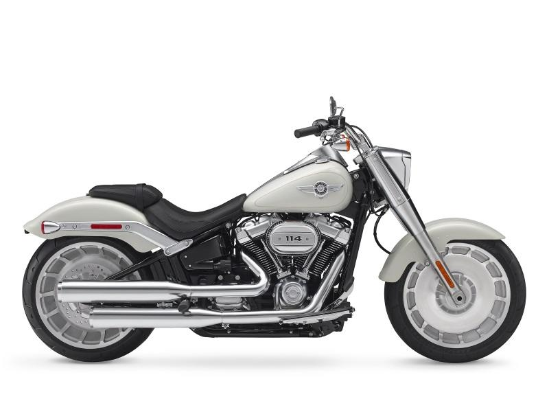 2018 Harley-Davidson® FLFBS - Softail® Fat Boy® 114 | Coronado Beach ...