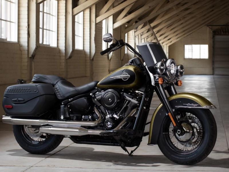 Classic Harley Davidson >> Heritage Softail Classic Motorcycles Durango Harley