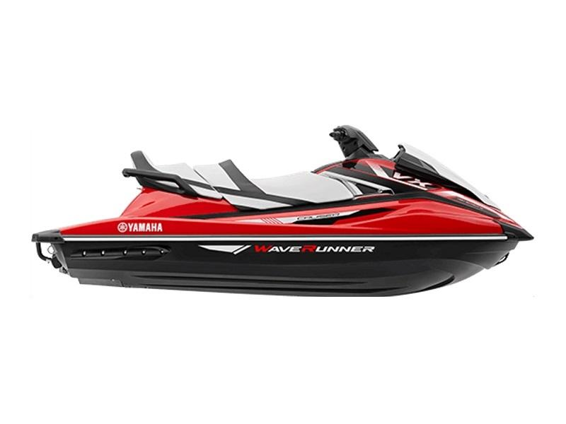 Value Of  Yamaha Vx Deluxe Jet Ski And Trailer