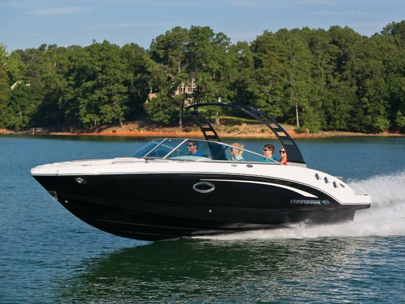 Chaparral | New and Used Boats for Sale in Michigan