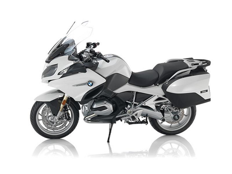 47e8713e6bb7 2018 BMW R 1200 RT Alpine White Premium