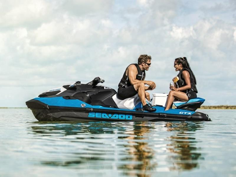 2018 sea doo gtx 230 woods cycle country. Black Bedroom Furniture Sets. Home Design Ideas