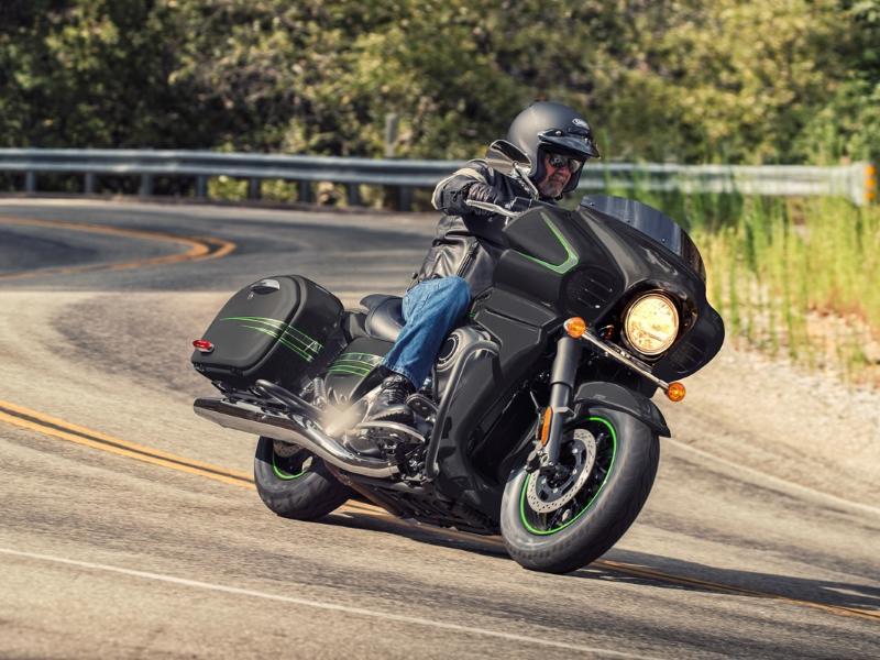 Kawasaki Motorcycle Demo Rides