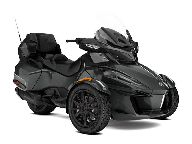 2018 Can-Am® Spyder® RT Limited Dark