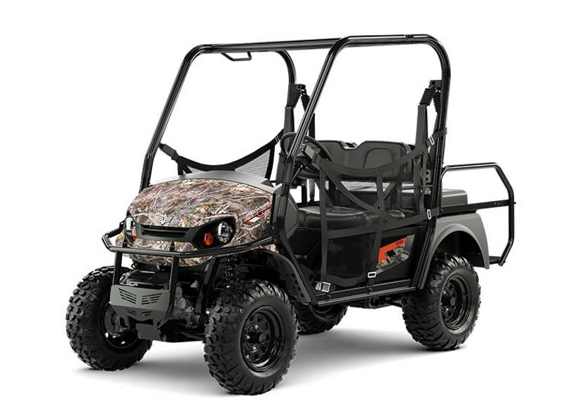 2018 Textron Off Road Prowler EV iS 4-Passenger True Timber