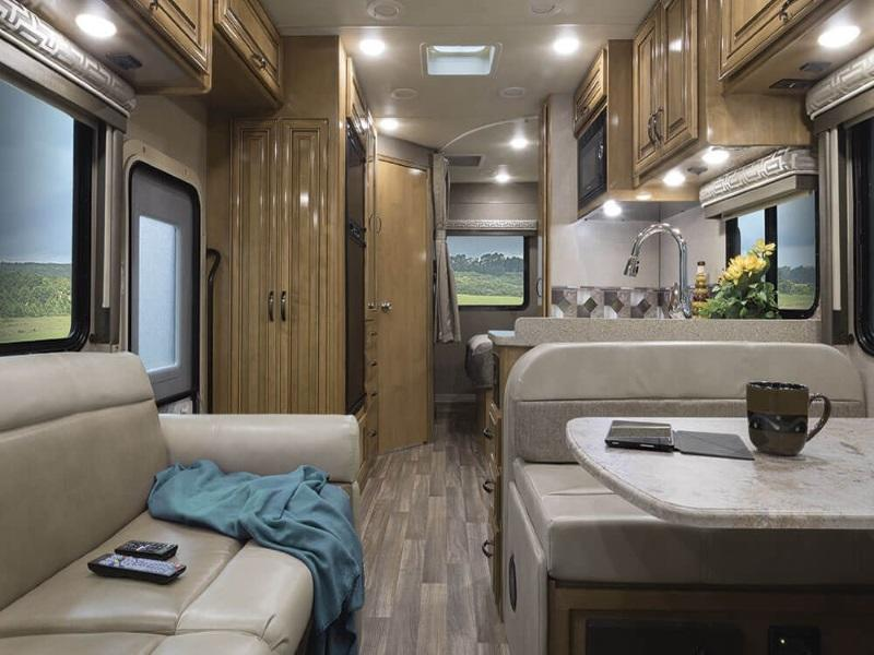 Class C Motorhomes For Sale near Mountain Home, AR and St