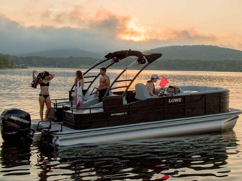 Pontoon Boats For Sale | Calgary, AB | Pontoon Boat Dealer