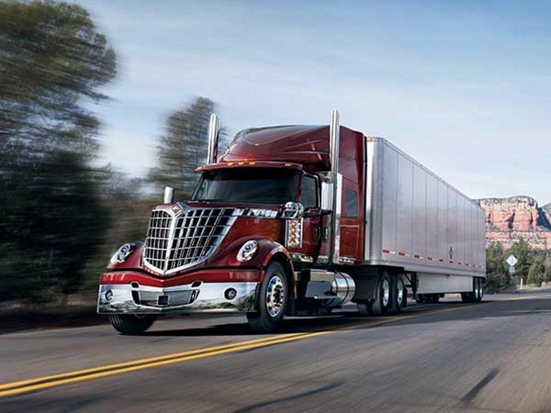 International Lonestar Day Cab Heavy Truck Pittsburgh Pa