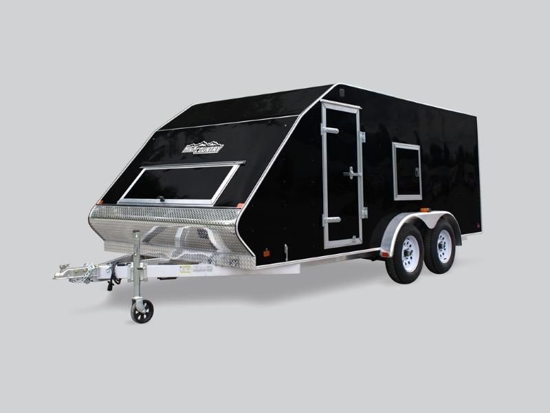 Smart Snowmobile Trailers For Sale | Schenectady, NY | Trailer Dealer GJ48