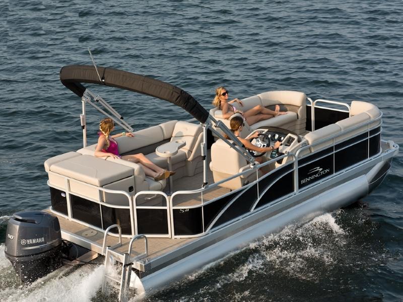 Bennington Pontoon Boats For Sale Near Portland Me Pontoon