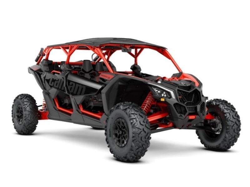 2018 Can Am Maverick X3 Max X Rs Turbo R With Smart Lok Triple