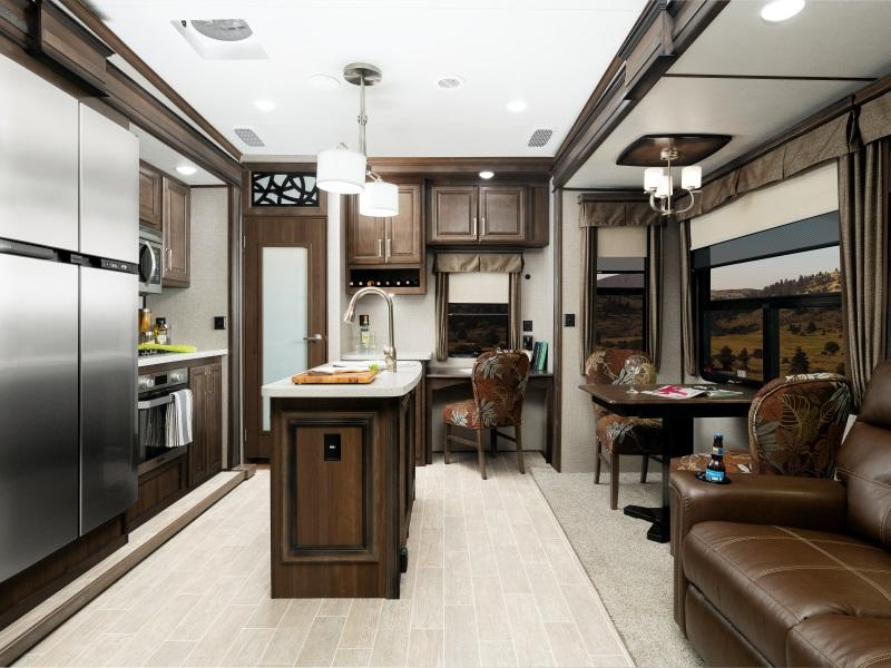 RV Floorplans near Midland, TX | RV Dealer