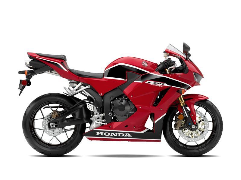2018 Honda® CBR® 600RR ABS Motorcycle Vista CA