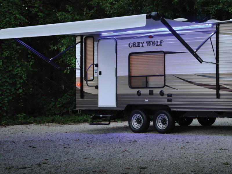 Grey Wolf Toy Haulers For Sale | Middlebury, IN | Forest ...