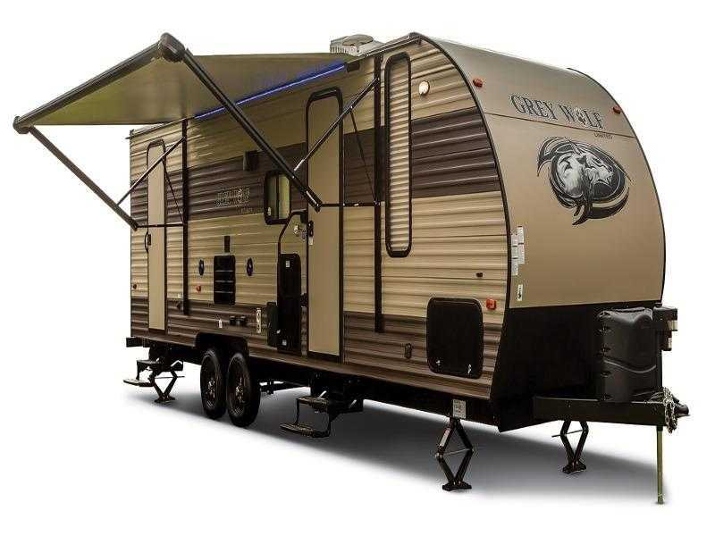 Wolfe Camper Sales >> Grey Wolf Toy Haulers For Sale Middlebury In Forest River Dealer