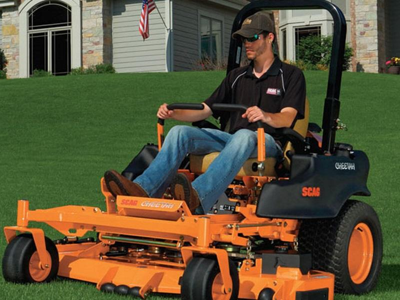 SCAG Mowers For Sale | St  Louis, MO | SCAG Power Equipment