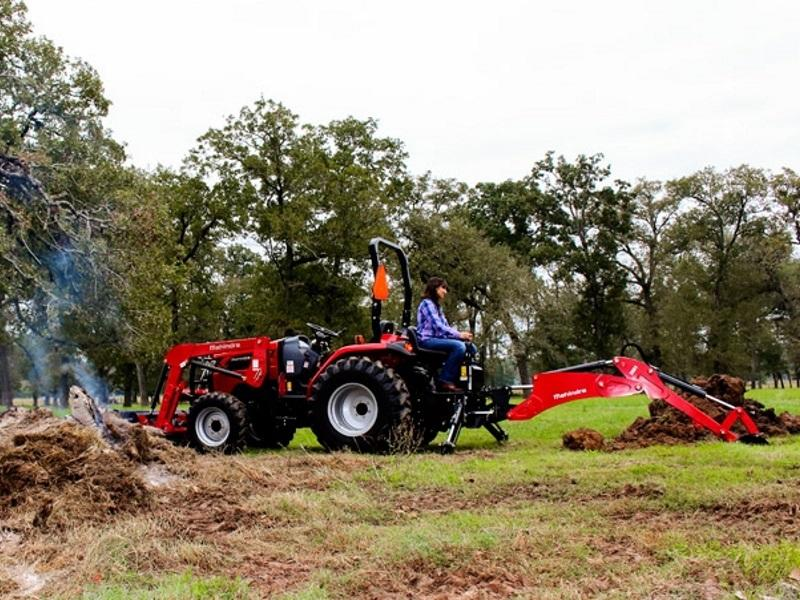 Mahindra Tractors For Sale | OKC | Mahindra Dealer