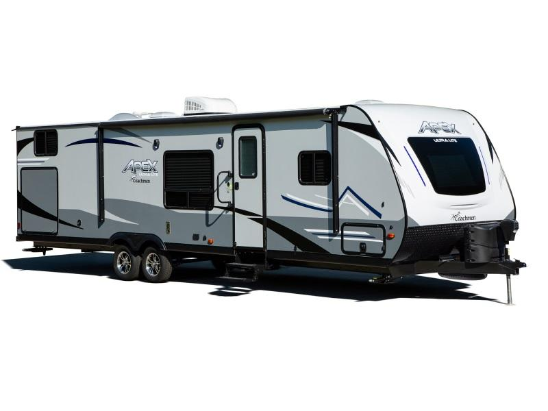 New & Used Travel Trailers for Sale - Prosser's Premium RV