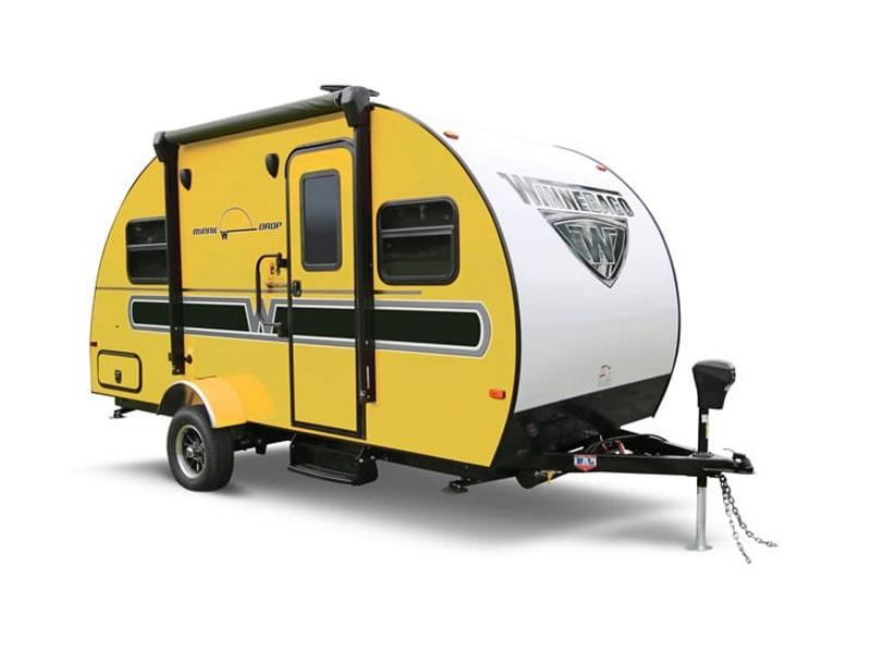 Minnie Winnie Travel Trailer >> Winnebago Travel Trailers For Sale Medford Or Rv Dealer