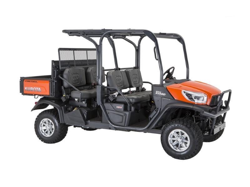 2018 Kubota RTV-X1140 Kubota Orange | Winston Tractor Company