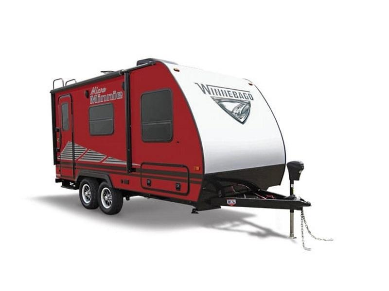 Minnie Winnie Travel Trailer >> Winnebago Travel Trailers For Sale In Bc Winnebago Dealer