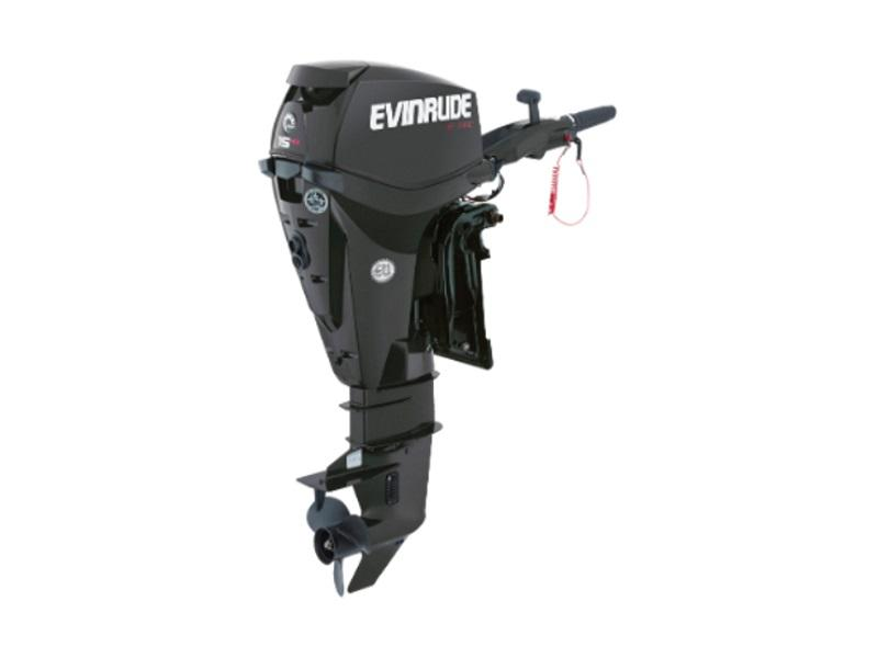 2018 Evinrude 15 H O  | Lakeview Marina