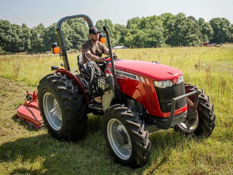 431 Massey Ferguson Tractor Parts : Massey ferguson h wd flieg s equipment