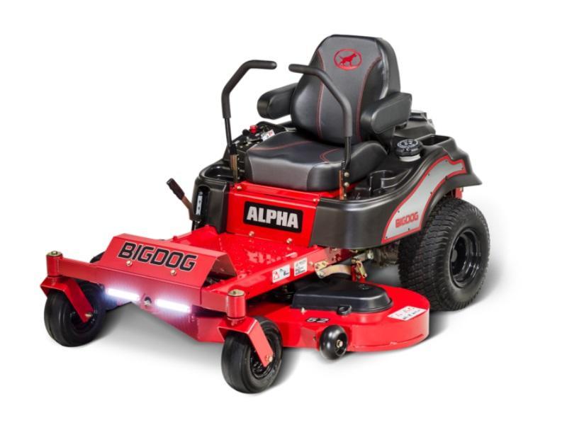 2018 Big Dog Mower Co Alpha 42 Quot Flieg S Equipment