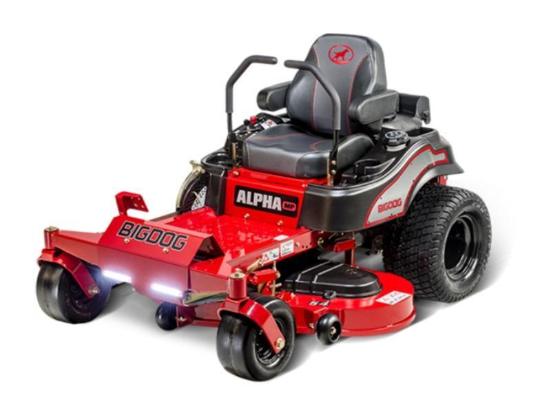 2018 Big Dog Mower Co Alpha Mp 60 Quot Flieg S Equipment