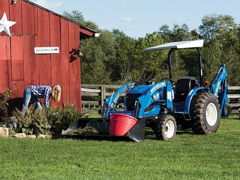 2018 New Holland Workmaster™ 25 | S&H Farm Supply