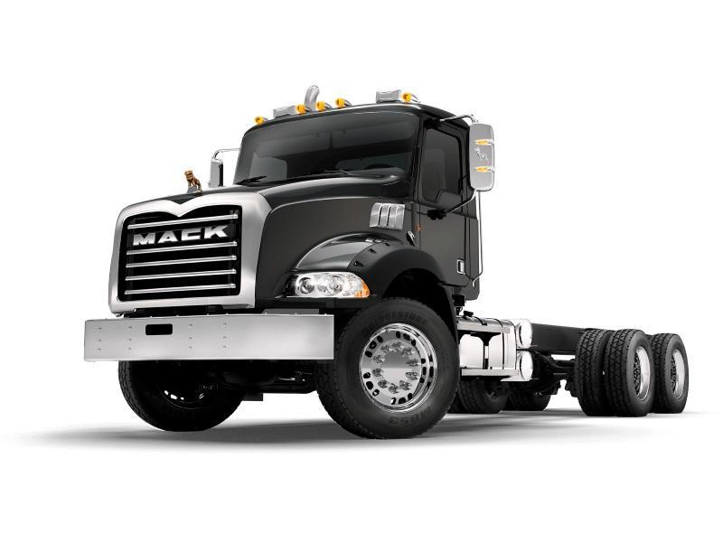 2019 Mack Trucks Granite® Sleeper M004755 | Western Truck Center