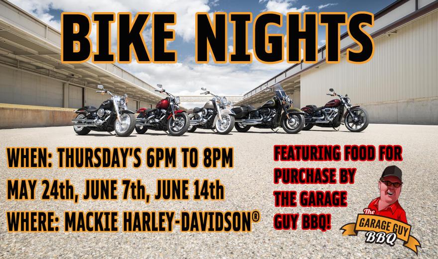 Event Calendar | Mackie Harley-Davidson® | Oshawa Ontario