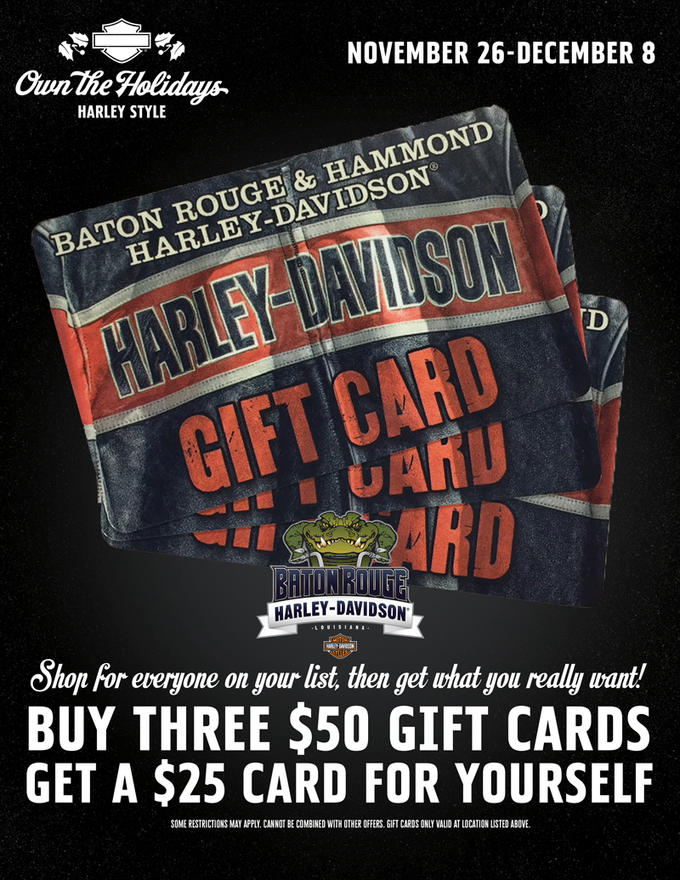 Events At Baton Rouge Harley Davidson In Baton Rouge Louisiana
